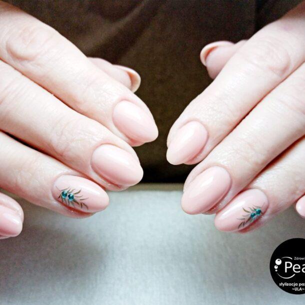 paznokcie hybrydowe lublin