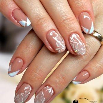 manicure ślubny Lublin