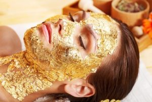 Pure Gold – Złota Maska
