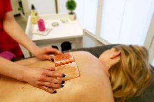 Aromatic Body Touch – masaż kamieniami solnymi