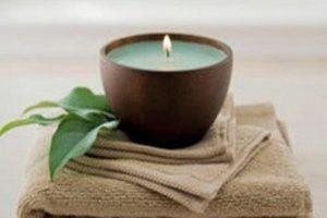 Ukojenie ciepłem i aromatem – masaż świecą