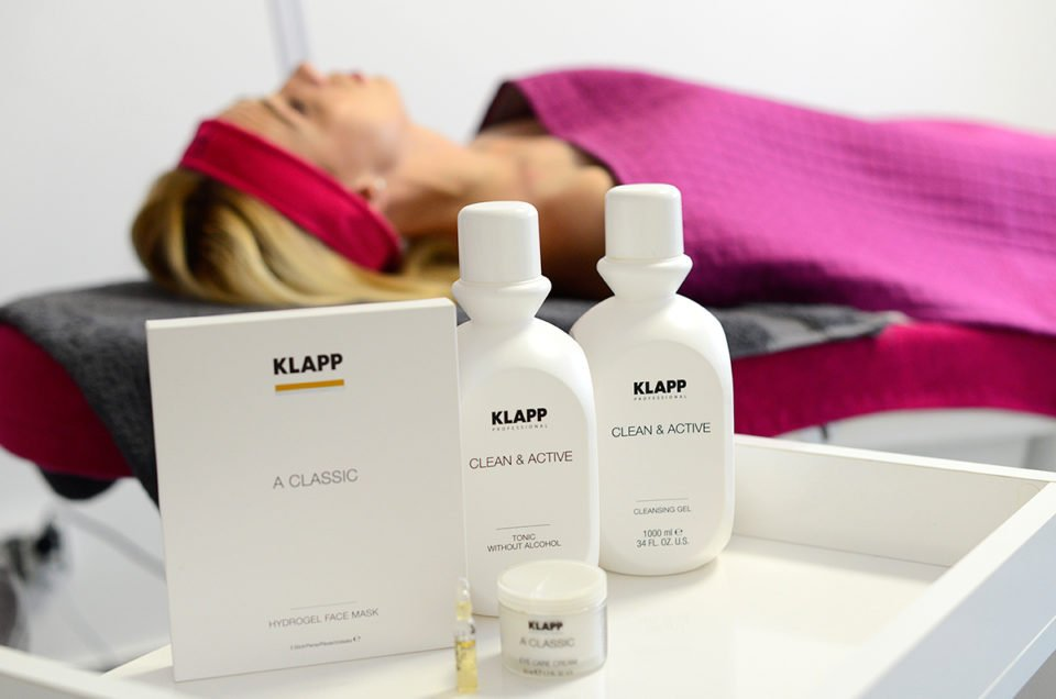 Zabieg z retinolem – KLAPP Power Effect