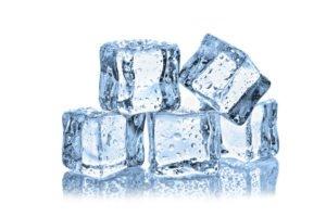 Masaż lodem