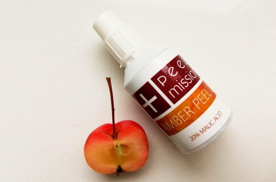 Kwas hydroksybursztynowy-kwas jabłkowy
