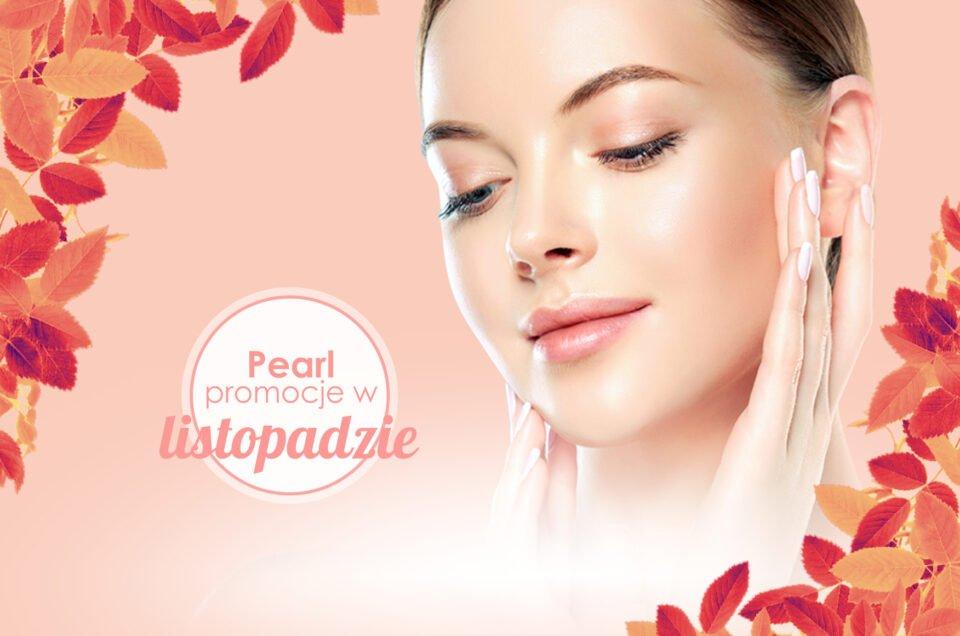 Listopadowa oferta promocyjna Pearl